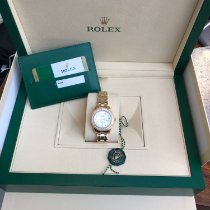 Rolex Pearlmaster Yellow gold 34mm Mother of pearl No numerals United Kingdom, EC1N 8LE