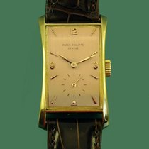Patek Philippe Hour Glass Жёлтое золото 25mm