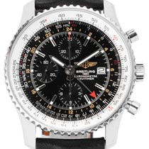 Breitling Navitimer World A2432212.B726.441X.A20BA.1 2009 pre-owned