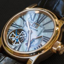 Roger Dubuis Hommage Marine Tourbillon - MOP dial - Limited...