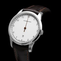 Lindburgh + Benson Steel 42mm Automatic Rot new