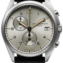 Hamilton Khaki Pilot Pioneer Chronograph H76512755