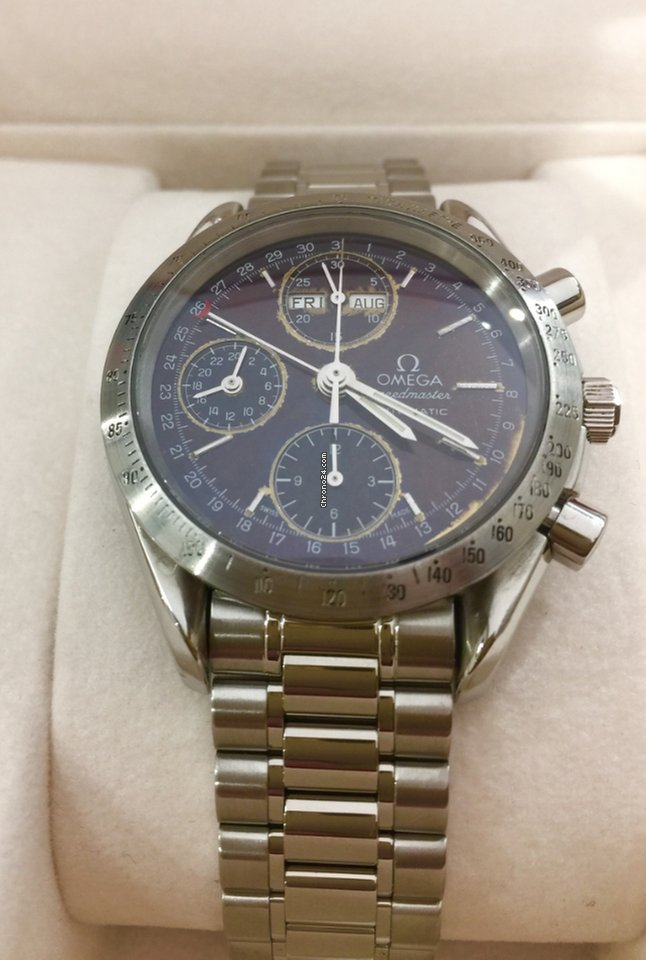f09b473629f Relógios Omega Speedmaster Day Date usados