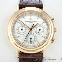 Vacheron Constantin Chronograph 49003 Gelbgold 750 Automatik