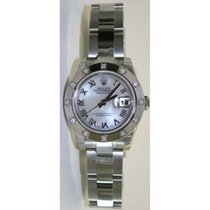 Rolex Datejust 179174 Lady's Stainless Steel Heavy Oyster...