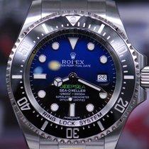 Rolex Oyster Perpetual Deepsea Sea-dweller D-blue 116660...