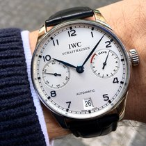 IWC Portuguese 7-Days Automatic