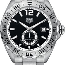 TAG Heuer Formula 1 Calibre 6 Steel 43mm Black United States of America, New York, Airmont
