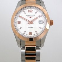 Longines Conquest Classic Stal 29.5mm