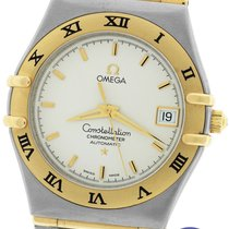 Omega 2007 Omega Constellation '95 35mm Two-Tone Gold Full-Bar...