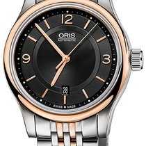 Oris Classic new 42mm Gold/Steel