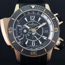 Jaeger-LeCoultre Master Compressor Diving Pro Geographic Q1852670 Very good Rose gold 46mm Automatic