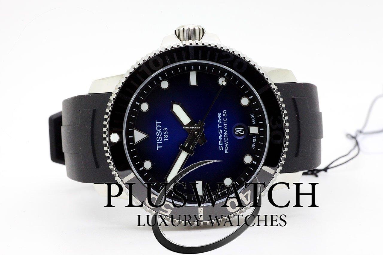 80b0b1920ae Tissot Seastar 1000 - all prices for Tissot Seastar 1000 watches on Chrono24
