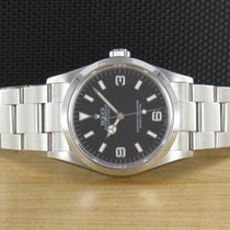 Rolex Explorer I 114270 from 2002, Box, Papers