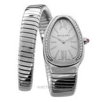 Bulgari Serpenti Steel 35mm Silver United States of America, California, San Mateo