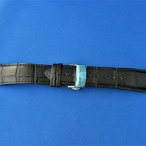 Edox Parts/Accessories 254113598620 new Leather Black