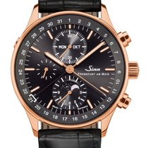 Sinn Rose gold Automatic Black Arabic numerals 41.5mm new