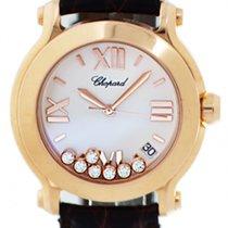Chopard Gelbgold Quarz 277471-5002
