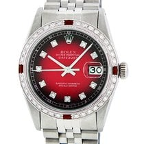 Rolex Datejust 1980 pre-owned