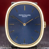 Patek Philippe Golden Ellipse Yellow gold 27mm United States of America, Massachusetts, Boston