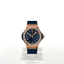 Hublot Big Bang 38 mm neu Quarz Uhr mit Original-Box und Original-Papieren 361.PX.7180.LR.1204