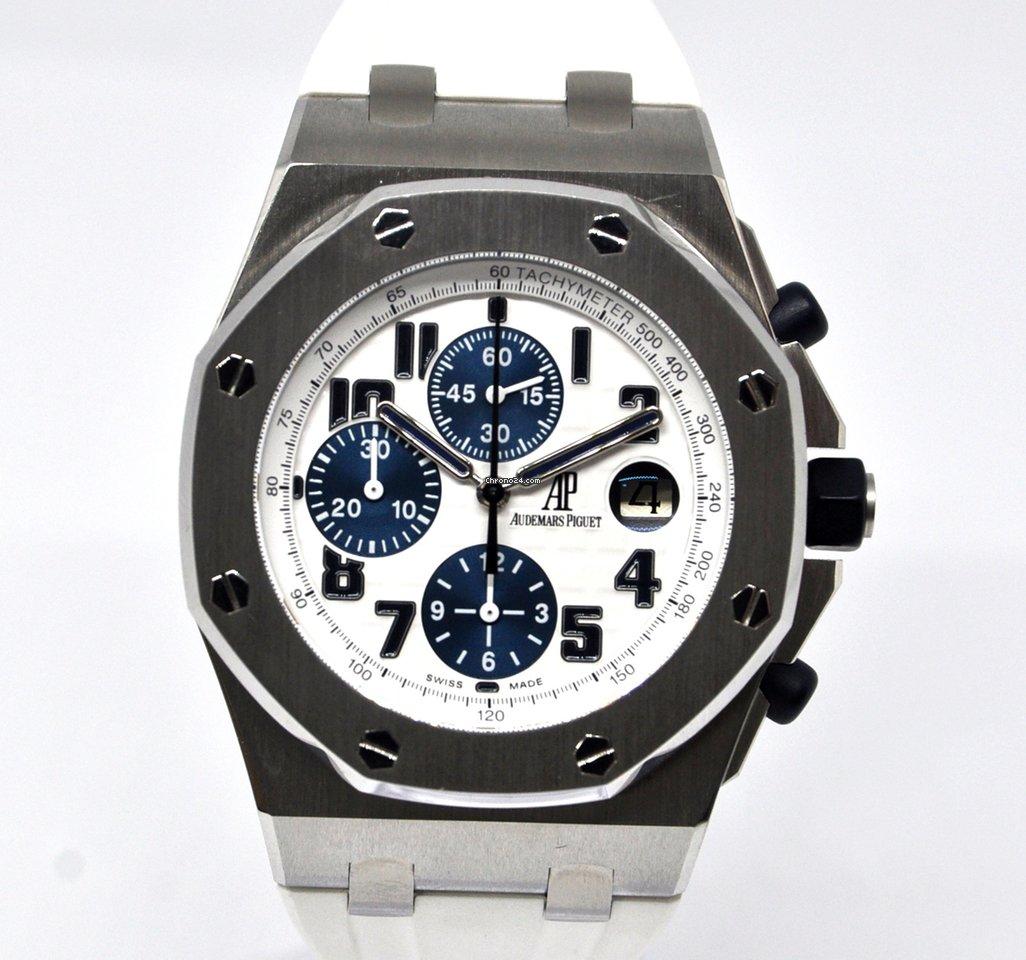 5c0b2c064f43 Relojes Audemars Piguet - Precios de todos los relojes Audemars Piguet en  Chrono24