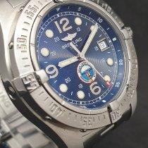 Breitling Superocean Steelfish A17390 gebraucht