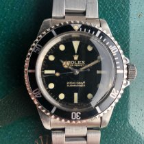 Rolex 5513 Staal 1964 Submariner (No Date) 40mm tweedehands Nederland, Gouda