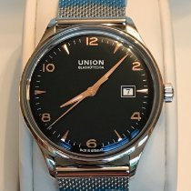 Union Glashütte Steel 40mm Automatic D012.407.11.057.01 new