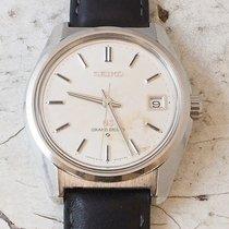 Seiko Silver Automatic 37mm pre-owned Grand Seiko