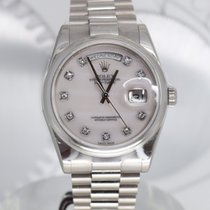 Rolex Day-Date 36 new 2011 Automatic Watch with original box and original papers 118209