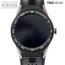 TAG Heuer Connected SBF8A8001 11FT6076 Gut 46mm