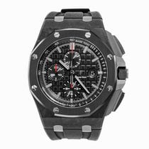 Audemars Piguet Royal Oak Offshore Chronograph 26400AU.OO.A002CA.01 Foarte bună Carbon 44mm Atomat