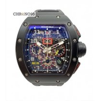 Richard Mille RM 011 RM 11 Very good Carbon 50mm Automatic