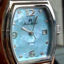 Jean Marcel Steel 18mm Automatic 260.063.91B new