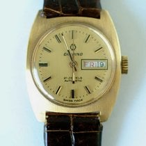 Candino Yellow gold 23mm Automatic 6303 new