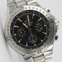 Breitling Hercules Stahl A39362
