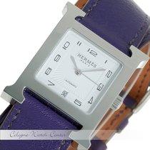 Hermès Heure H Hour Stahl HH2.510