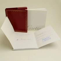 Cartier Instruction Manual and Warranty Booklet Pasha 32 MM