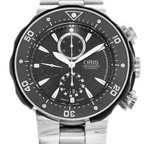 Oris Watch ProDiver Chronograph 674 7630 71 54