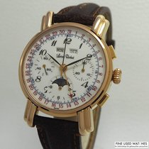 Lucien Rochat Yellow gold 37.5mm Manual winding pre-owned