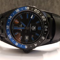 TAG Heuer Formula 1 Calibre 7 43mm Black No numerals