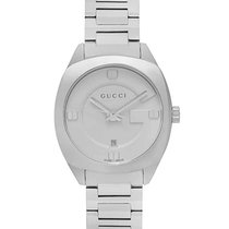 5ff0f86e017 Gucci GG2570 White Diamond Dot Dial Watch for £800 for sale from a ...
