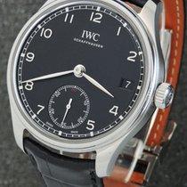 IWC Portugieser Handaufzug neu 2020 Handaufzug Uhr mit Original-Box und Original-Papieren IW510202