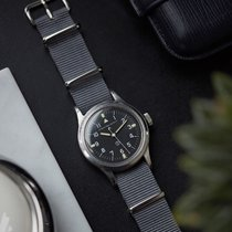 IWC Mark 11 RAF-issued British military pilot's watch Cal. 89