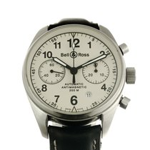 Bell & Ross Vintage Chronograph BR126 Auttomatic