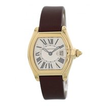 Cartier Roadster pre-owned 30mm Yellow gold