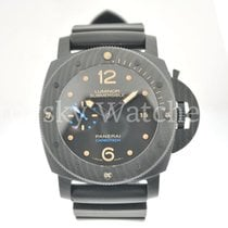 Panerai pre-owned Luminor Submersible 1950 3 Days Automatic