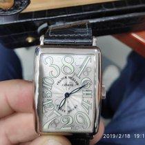 Franck Muller Crazy Hours White gold 32.5mm