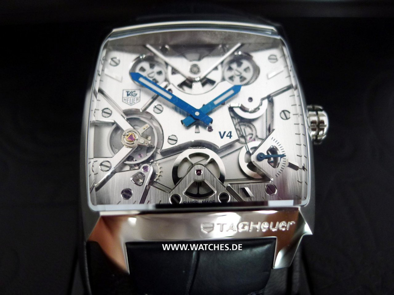 3c0247def68 Comprar relógios TAG Heuer